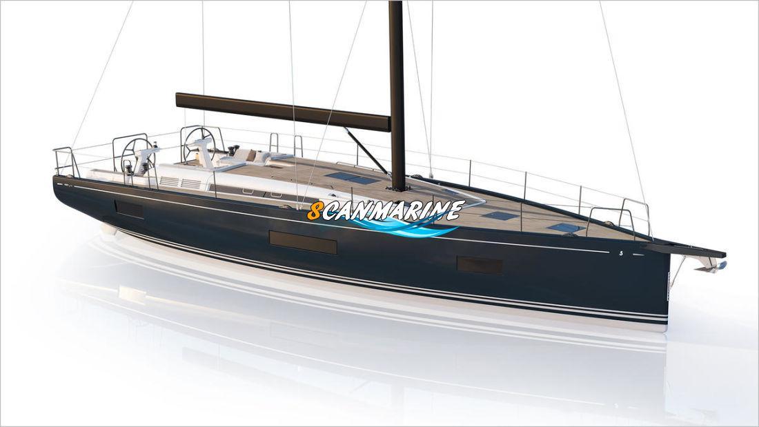 На бот-шоу в Каннах ожидается премьера парусной гоночной яхты Bénéteau First Yacht 53