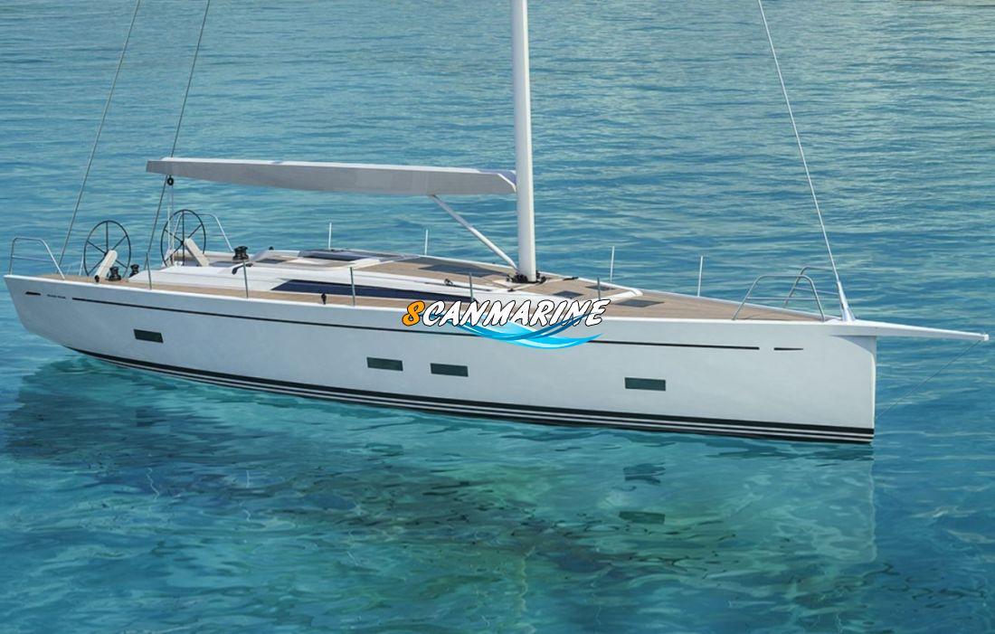 Парусная яхта Grand Soleil 48 Performance — премьера на бот-шоу в Каннах