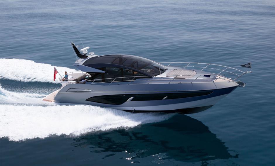 На шоу яхт в Саутгемптоне будет представлена яхта Predator-60 EVO